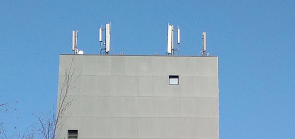 Antennes rue Chateau des Rentiers
