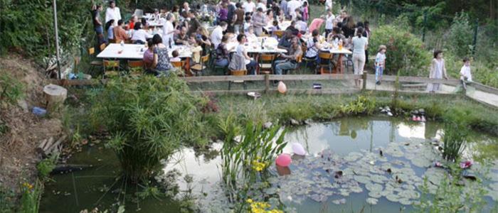 Jardin de l'Aqueduc