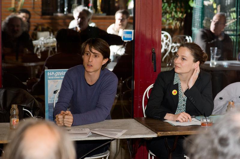 Débat sur le nucléaire 21 mars 2012