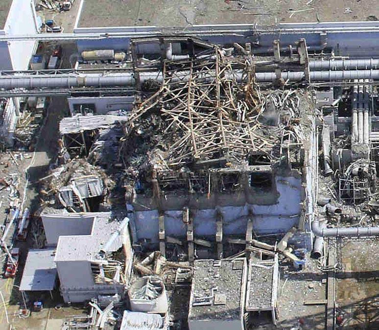 Kukushima réacteur 3