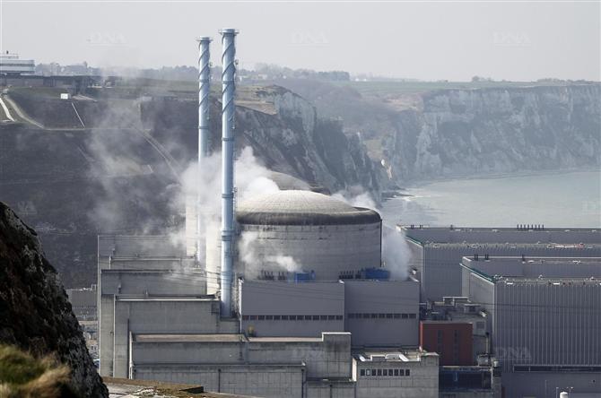 centrale nucléaire de Penly