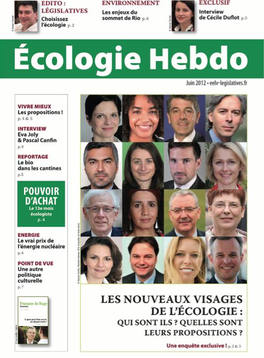 Ecologie Hebdo 2- Une