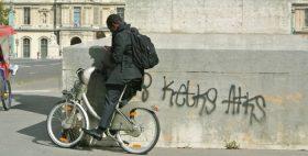 SMS sur Vélib'