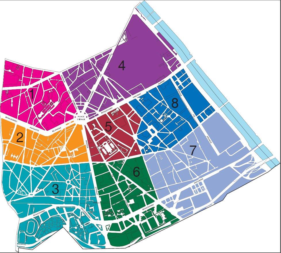 calendrier des conseils de quartier de paris 13e eelv paris 13. Black Bedroom Furniture Sets. Home Design Ideas