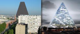 Tour Triangle, 2 interprétations