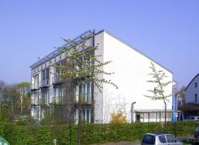 Maison passive à Darmstadt
