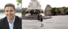 Christophe Najdovski Place de la Republique