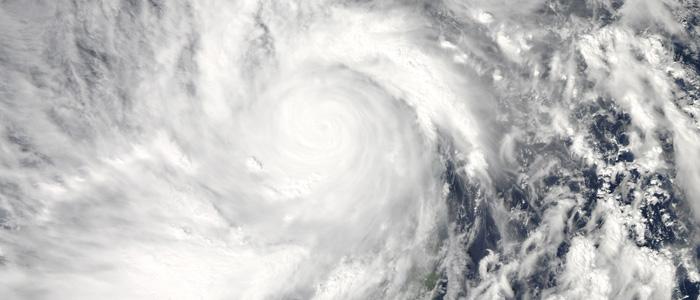 Tempete Haiyan le 131108 - NASA