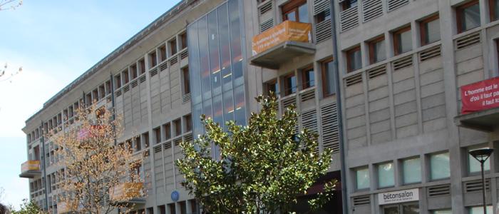 Université Paris-Diderot-Grands-Moulins